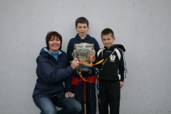 The Morgan Family in Thurles with Liam MAC