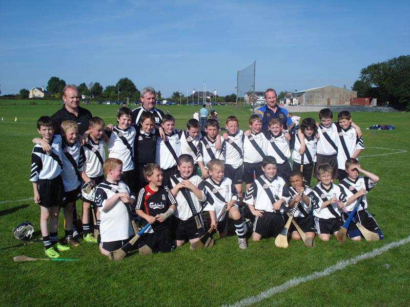U10 Plate Winners Team - Ahane