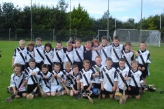 U10 Blitz Winners Team - Toomevara