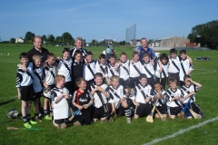 U10 Plate Winners Team - Ahane