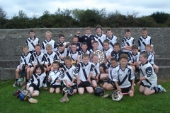 U10 Winners Team - Roscrea