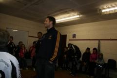 Tipp Hurler Paddy Stapleton with und 8 in Thurels