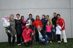 kilruane und 8 mammies with Liam Cup